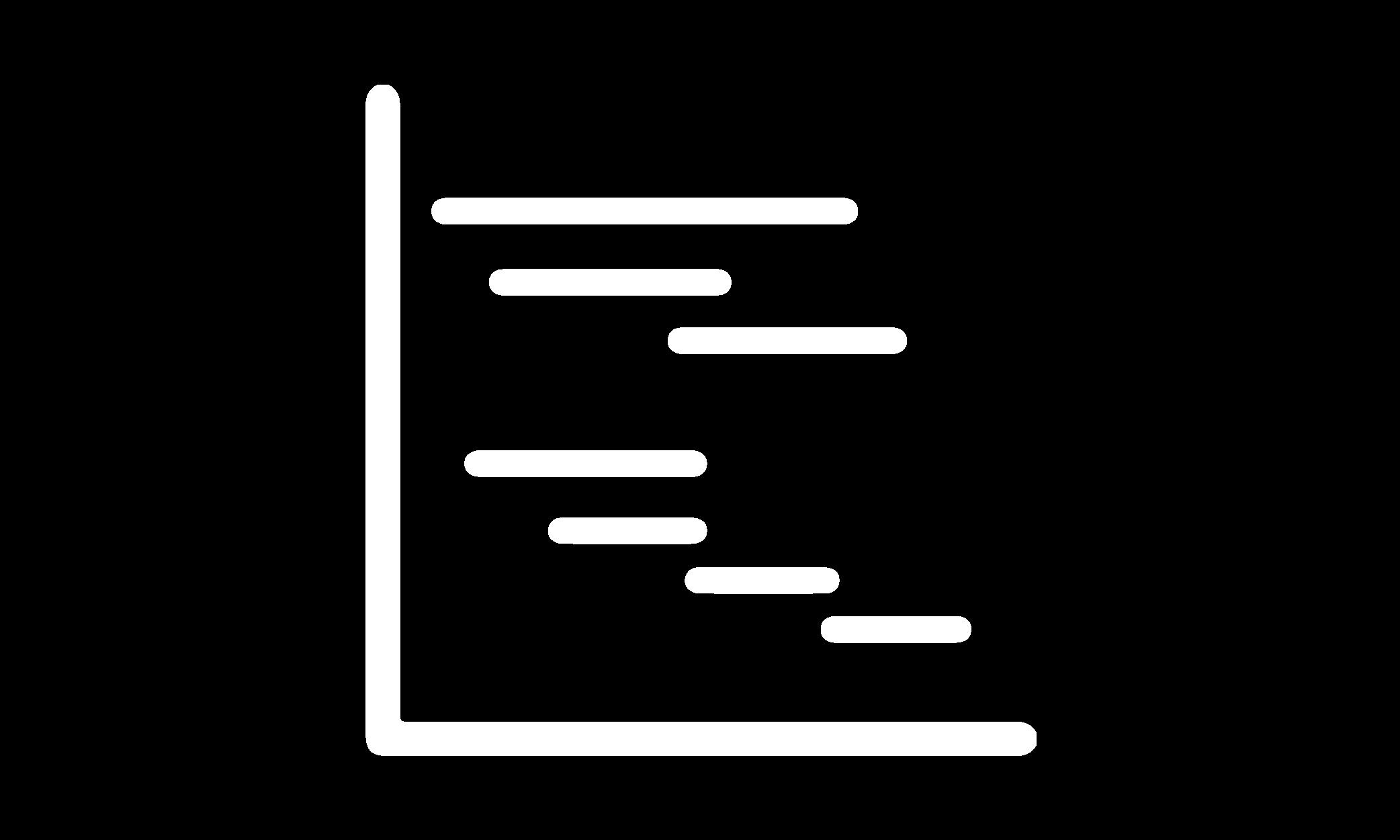 icon gantt chart